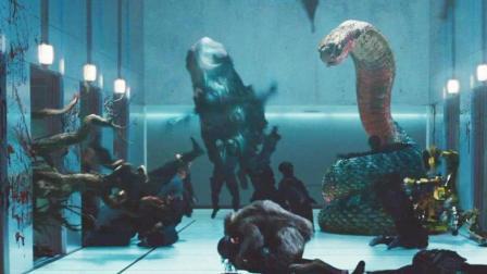 一部集合了所有怪兽的电影《林中小屋》