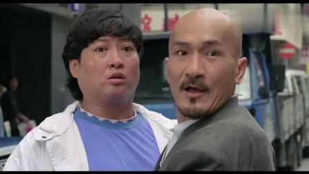 香港经典电影: 洪金宝搭档光头佬麦嘉, 笑点多多