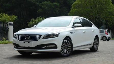 广汽传祺GA8成为自主轿车的旗舰产品, 外国人都羡慕的中国车
