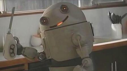 机器人出现故障后, 把人类煮了当晚餐, 三分钟看完《坏机器人》