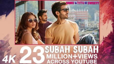 印度歌舞MTV欣赏: Subah_Subah_(Video)___Arijit_Singh-_Prakriti_Kakar_