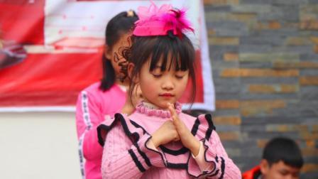 2018赣县区南塘镇清溪村首届春节联欢会宣传片