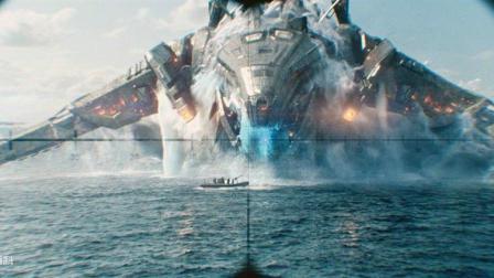 5分钟看完美国科幻电影《超级战舰》超级战舰