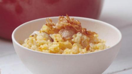 美食台 | 一种神奇葱油, 做特色的福建焖饭!