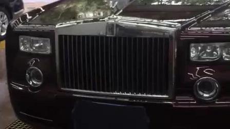 劳斯莱斯为什么要用这个斯科特那液体玻璃来给汽车做美容