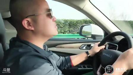 领克亲测第二天(上)︱蔡老板300公里领克初体验, 高速实测加速性能