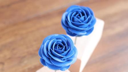 小包子的韩式裱花课玫瑰花