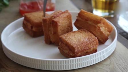 看大厨是怎样用吐司制作美食的, 光看都想吃! 你觉得呢?