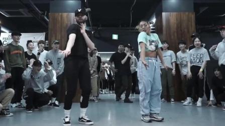 【UrbanDance.Cn】Scott Forsyth 编舞《Cocky》Urban Dance 1MILLION