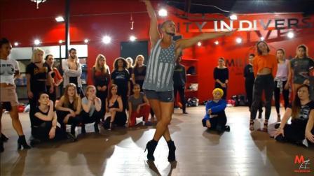 【UrbanDance.Cn】Yanis Marshall Heels 编舞《No Ordinary Love》Urban Dance Millennium