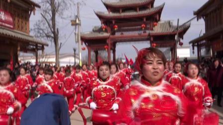 中国传统民俗, 甘肃省西和县长道社火