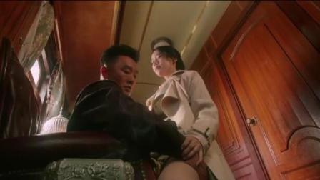 战争年代, 日本的女特务为获得情报, 把身体能出卖的都出卖了