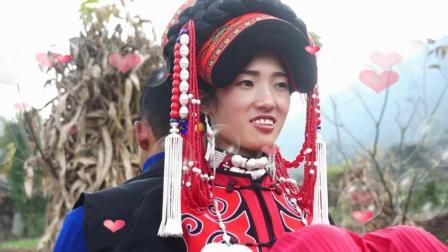 最新石棉县彝族结婚浪漫短片
