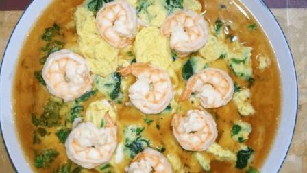 家常菜, 家常芝麻鸡蛋饼的做法, 简单易做, 好吃