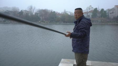《听李说渔2》第11集 传统钓的红虫和蚯蚓怎么挂最合适