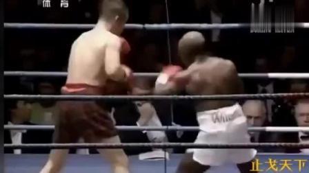 史上最矮世界拳王! 身高仅1米48