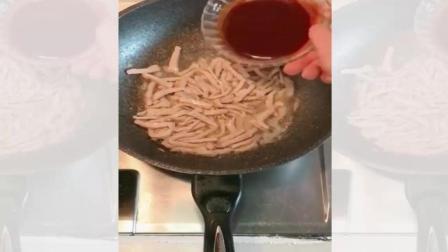 肉丝怎么做才好吃? 东北锅包肉做法, 里脊肉做法, 这样做肉丝好吃