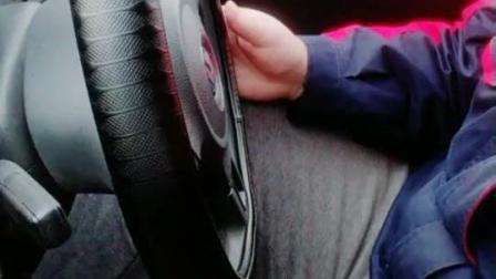 汽车使用小知识! 老司机教你正确的打方向盘方法