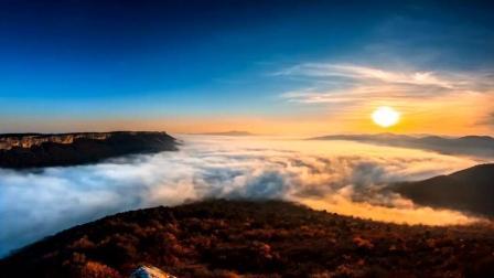 自然之美, 风云变幻, 云卷云舒