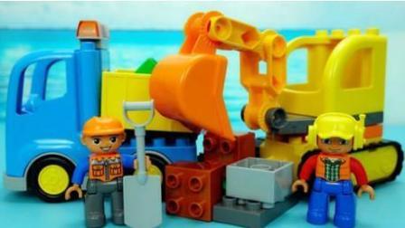 消防车极速竞赛【9-13关】赛车总动员 挖掘机 推土机 吊车 大卡车 汽车总动员动画片
