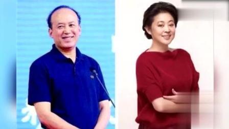 59岁倪萍全家近照, 患病十年儿子终于康复, 如今嫁给导演幸福生活