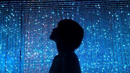全球最美灯光艺术秀之一, 在国外视频网站点击过亿, 每次都得提前排队