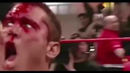 WWE 兰迪奥顿在WWE有史以来最惨遭遇, 钉子扎满全身又被高空飞扑