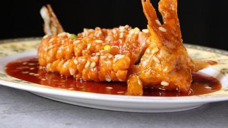 美食台 | 如何在家烧出漂亮的松鼠桂鱼