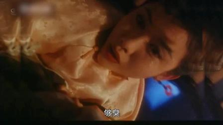 《新少林五祖》李连杰为了救几个小孩, 被马宁儿打的重伤!