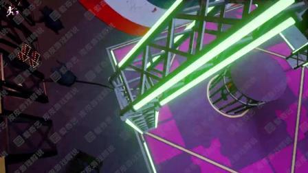 本与艾德 超级飞天道具 小飞鸡 带上上天入地燃烧 激光隧道
