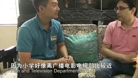 孟加拉小伙生下来就在中国读书, 普通话标准到令我一个中国人都脸红!