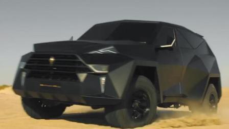 国产终于造了一款豪车, 比路虎霸气, 售价比兰博基尼还贵!