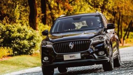 价格给力, 最接地气的德系中型SUV宝沃BX7能火吗?