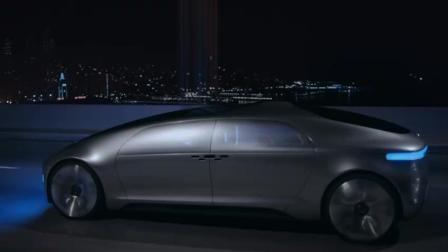 逼格很高的汽车广告 感受梅赛德斯奔驰的魅力