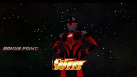 奥特曼格斗进化0(贴图修改)黑暗银河奥特曼闯关