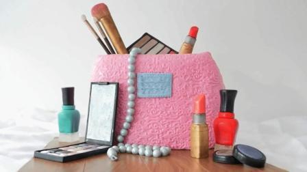 一款会令女生尖叫的蛋糕, 这创意我给一亿分! 太惊艳了!