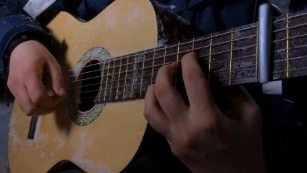 【牛的一批】指弹吉他 寂静之声丨AcousticTrench