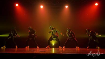 KINJAZ忍者团 最新齐舞表演 来自[ARENA 2018 新加坡赛区]