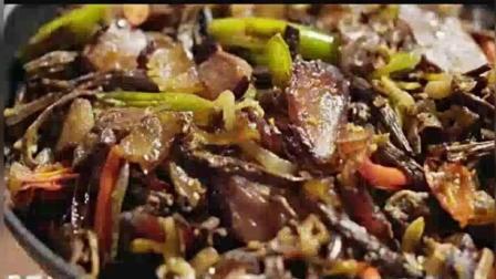 农家干锅腊肉的制作方法