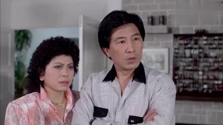 老片《精装追女仔1987》洗车仔发哥想追张曼玉, 真是男帅女美