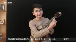 尤克里里的构造, 各部位名称和作用 第一课 靠谱吉他张紫宇