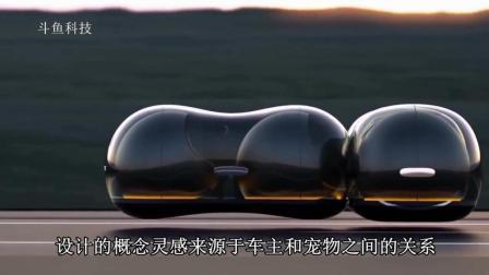 中国美女设计的未来汽车获法国雷诺大奖