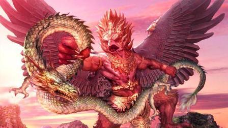 西游记中谁每天要吃1条龙王和500条小龙?