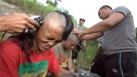世界上最牛的国家: 开车超速就被剃光头, 理发店的买卖很火爆!