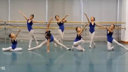 古典舞的气息身韵都在基本功的练习中, 哪些孩子用功了一眼就能看出来