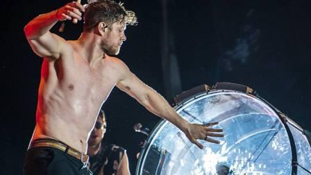【猴姆独家】帅爆!梦龙乐队最新阿根廷Lollapalooza音乐节超清全场大首播