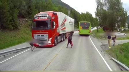 沃尔沃卡车的自动刹车系统救了孩子一命, 论安全技术的重要性