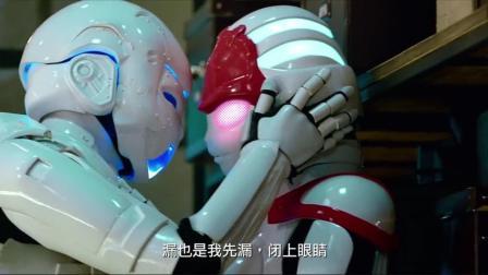 澳门风云3:机器人还能亲嘴?我被两个机器人撒了狗粮?