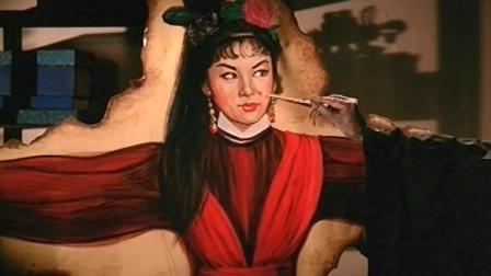 中国第一部鬼片, 据说画面过于真实, 上映当天吓死过一个老太太