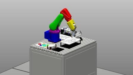 ABB机器人运动仿真教学视频使用说明